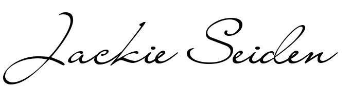 JACKIE SEIDEN